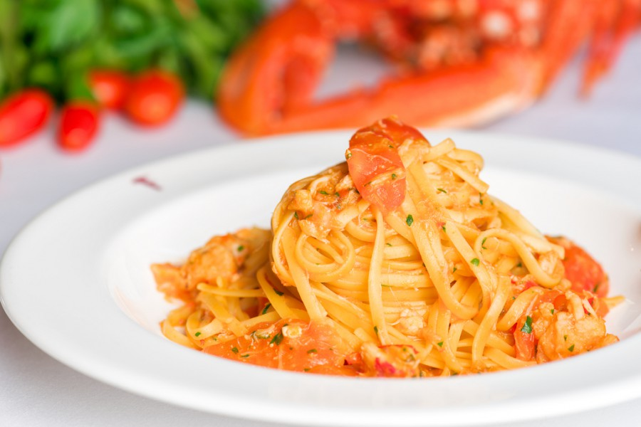 Linguine Lobster